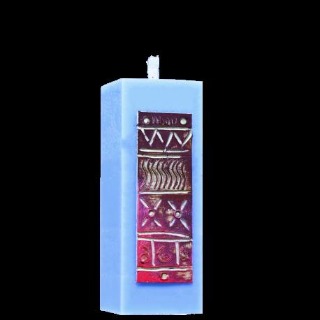 Dekoratívna sviečka Kváder zo setu Egypt
