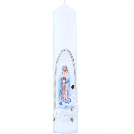Liturgická sviečka Panna Mária