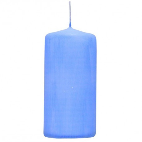 Dekoratívna sviečka zo setu Blue&White
