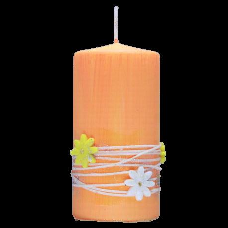 Veľkonočná sviečka Valec 100/50