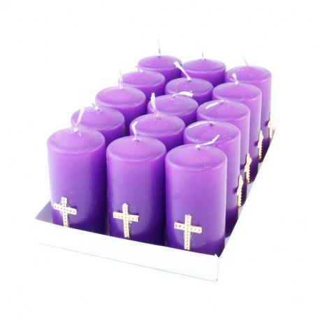 Smútočné sviečky set 15 ks.