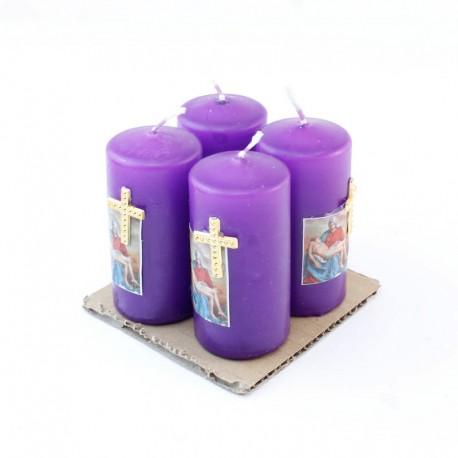 náhrobné sviečky