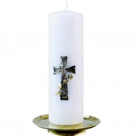 Smútočná sviečka Valec