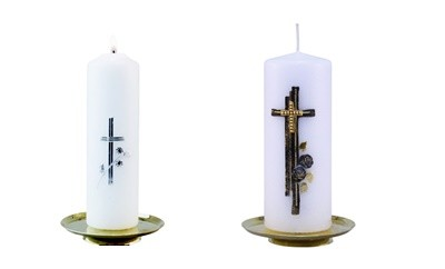 Smútočné sviečky